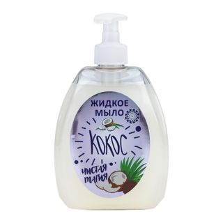 PURE MAGIC liquid soap with coconut flavor, 500 ml