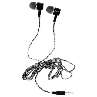 SVEN / Headphones with microphone (headset) E-109M, wired 1.2 m, earbuds, black and gray