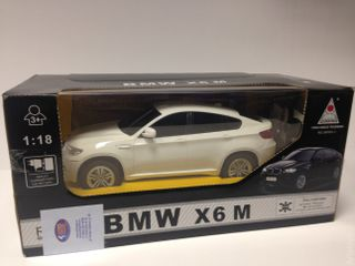 BMW X6 on the radio control