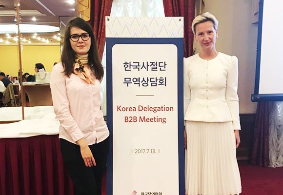 Business of South Korea is interested in cooperation with Russian companies