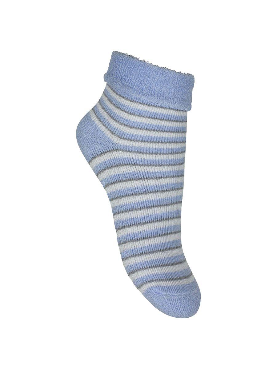 Socks plush striped termoskale