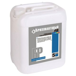 BRILLIANT / Disinfectant BRILLIANT PARADISE 5 l, concentrate
