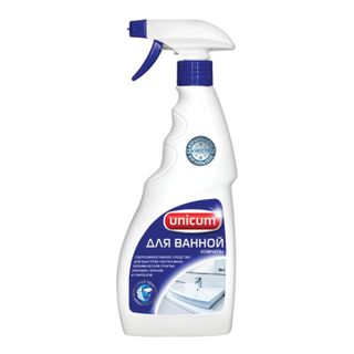 500ml cleaning, UNICUM, bathroom and plumbing, spray