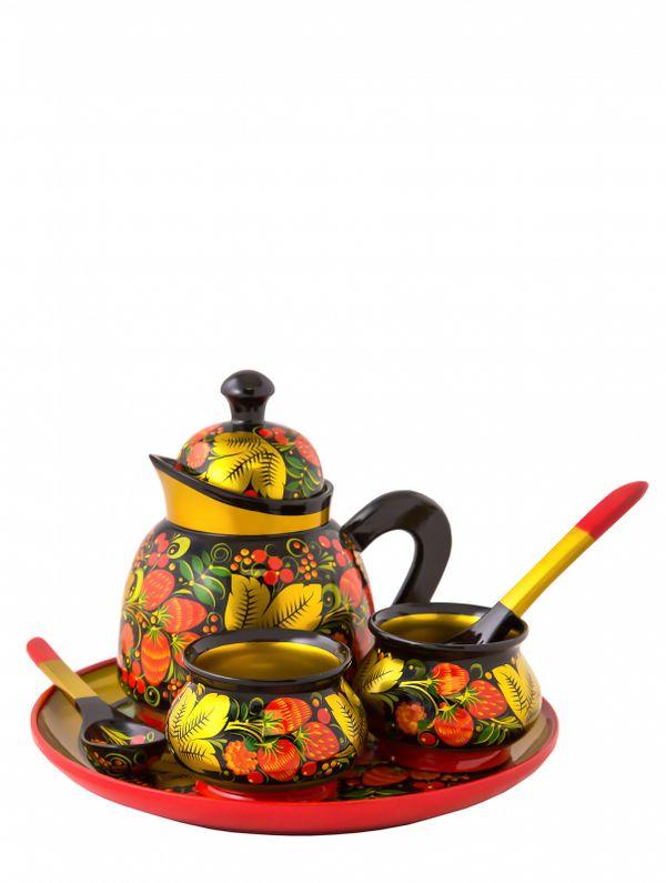 Coffee set 'Good morning', 6 items