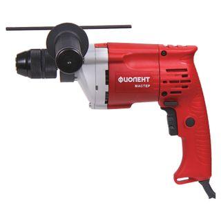 Drill network shock ISU10-13-RE M, 750 W, 2800 rpm, cartridge diameter 13 mm, case, FIOLENT