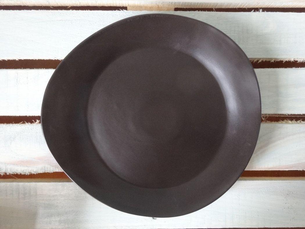 "Horex / Plate ""Carbone"" pietra grande 4 pcs."