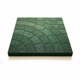 Rubber tile 20mm