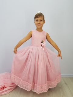 Children's elegant dress - Carolina (wholesale from the manufacturer)
