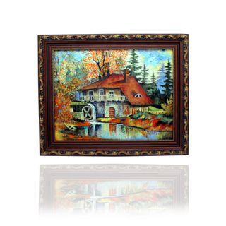 Rostov enamel / Panel