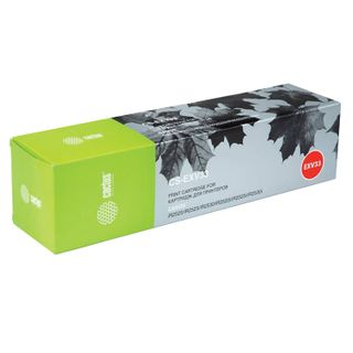 Toner CACTUS (CS-EXV33) for CANON iR-2520/2525 / 2525i / 2530 / 2530i, black, 700 g, yield 14600 pages