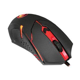 REDRAGON / Wired gaming mouse Centrophorus, USB, 5 buttons + 1 wheel-button, optical, black