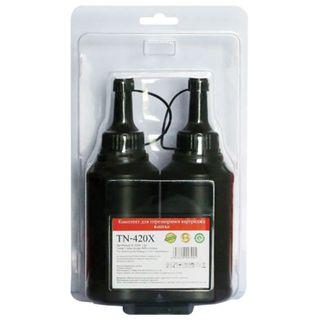 Refueling kit PANTUM (TN-420X) P3300 / M6700 / M6800 / M7100, resource 6000 pages, 2 toners + 2 chips, original