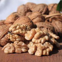 Walnuts shelled