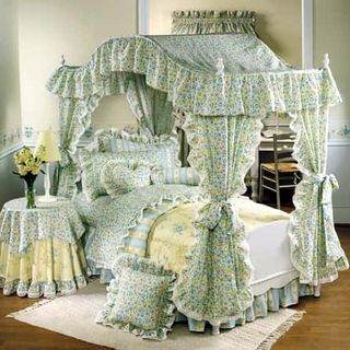 Set the author's textile for children's room
