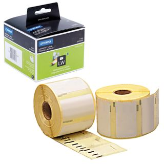 DYMO Label Writer cartridge for label printers, label 57x32 mm, roll, 1000 pcs / roll, removable, white