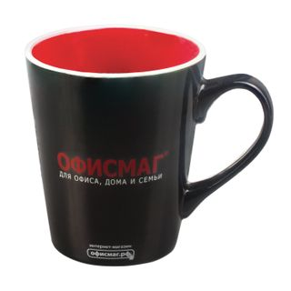 OFFICEMAG / Mug 400 ml, ceramic