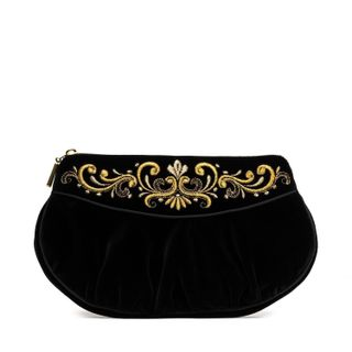 "Velvet cosmetic bag ""Fantasy"""