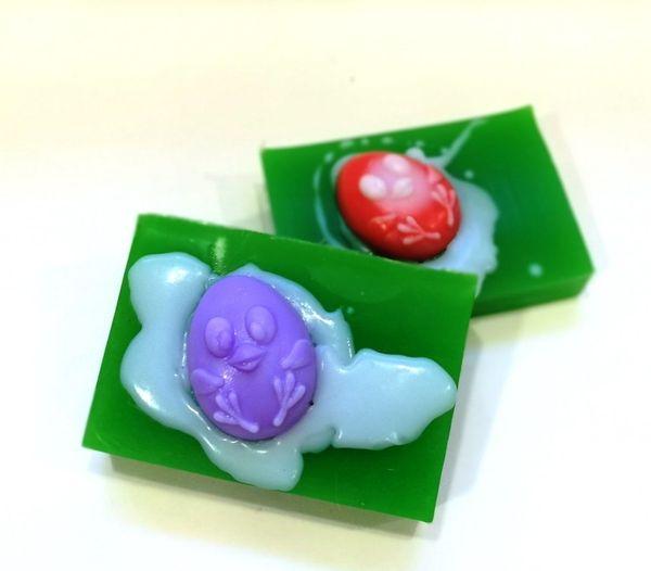 Handmade Soap Chicken