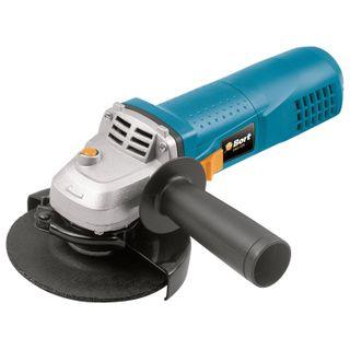Machine grinding angular, 900 W, drive 125 mm, 12000 rpm, BORT BWS-950