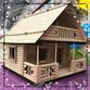 EcoHouseKids - designer toy house and dollhouse 2in1 - view 1