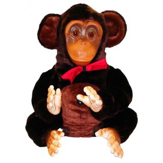 """Chimpanzee's New Year's gift """"Bonabo"""" + a set of sweets 900g."""