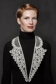 Collar lace form shape Schalke