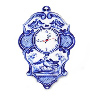 Watch the Tale Gzhel Porcelain factory