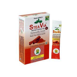 STEVIA INSTANT TEA (CINNAMON FLAVOR)
