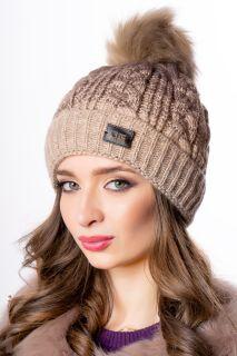 "Women's hat ""Raspberry"""