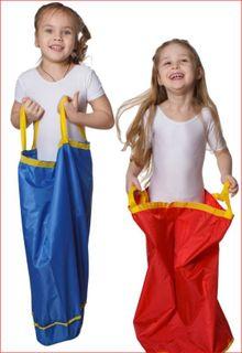 Jumping bag for children
