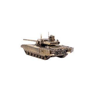 """The model of the tank """"T-14 Armata"""" 1:35"""