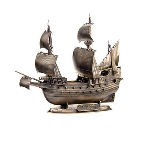 Model of Galleon