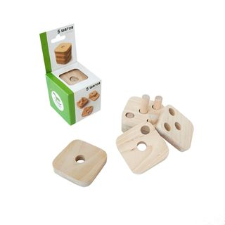 "Designer educational wooden ""Sorter"""