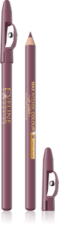 Contour lip pencil: 18-light plum series max intense colour, Eveline