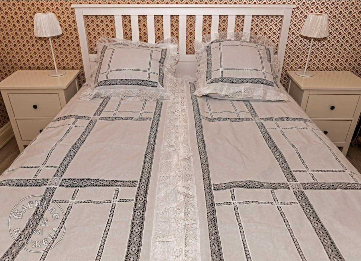Elets lace / Family bedding set С2353