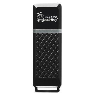 SMARTBUY / Flash Drive 8 GB, Quartz, USB 2.0, Black