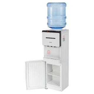 SONNEN FSE-03 water cooler, floor, WATER/WARNING ELAND, cabinet, 3 taps, white/black