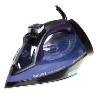 Iron PHILIPS GC3925/30, 2500 W, non-stick coating, auto power off, self-cleaning, anticaps, blue/black