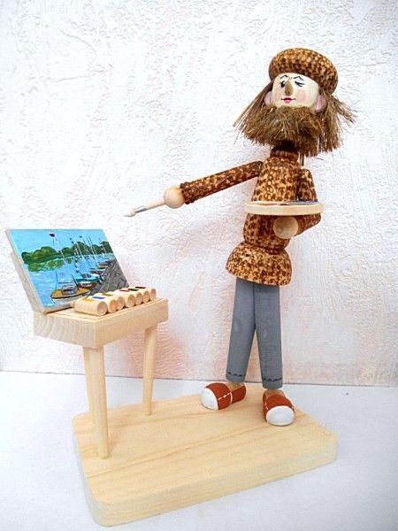 Tver souvenirs / Doll artist