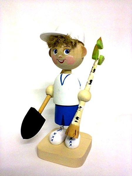 Tver souvenirs / Doll young gardener
