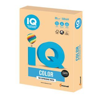 Paper, A4, 80 g/m2, 500 sheets, moderate-intensive, golden