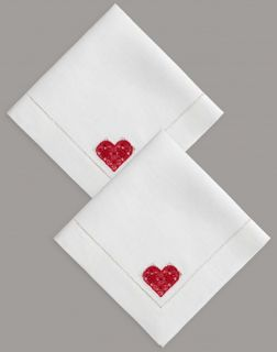 A set of napkins