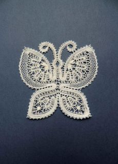 "Lace decor ""Butterfly"""