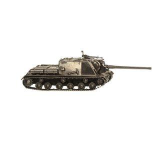 Model tank ISU-122 1:72