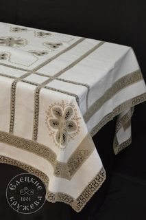 Linen tablecloth С2109