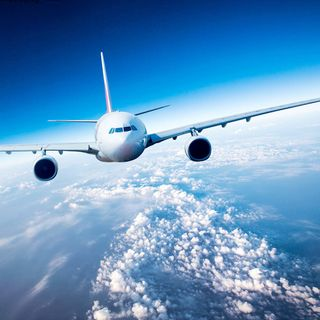 Of air freight, special charters