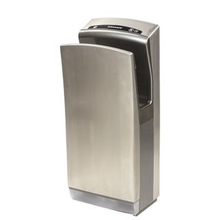 SONNEN K7 hand dryer, 1650 w, submersible type, drying time 10 seconds, stainless steel, anti-vandal