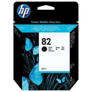 Inkjet cartridge for HP (CH565A) Designjet 510, # 82, black, 69 ml, original