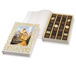 "Chocolate book with sweets ""Peterhof"" 280g"