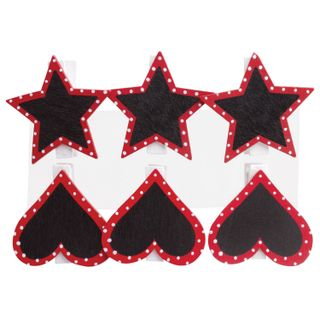 Clothespins decorative